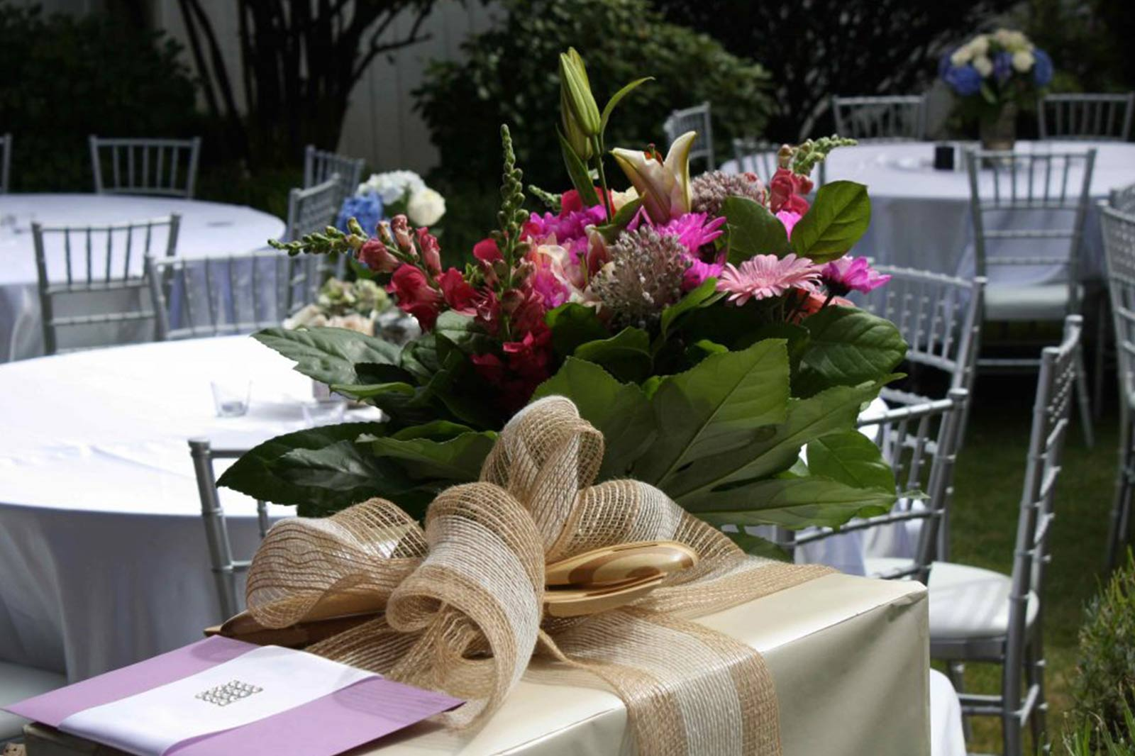 Bridal Shower Party Planner West Vancouver